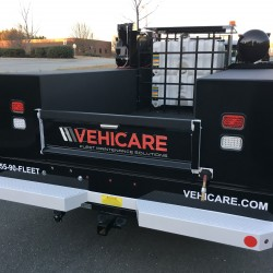 vehicare vehicle wrap project